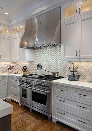 Favorite Metal & Steel Hoods Kim Wiederholt Design Blog  Kitchen Stunning Kitchen Design Blog Inspiration