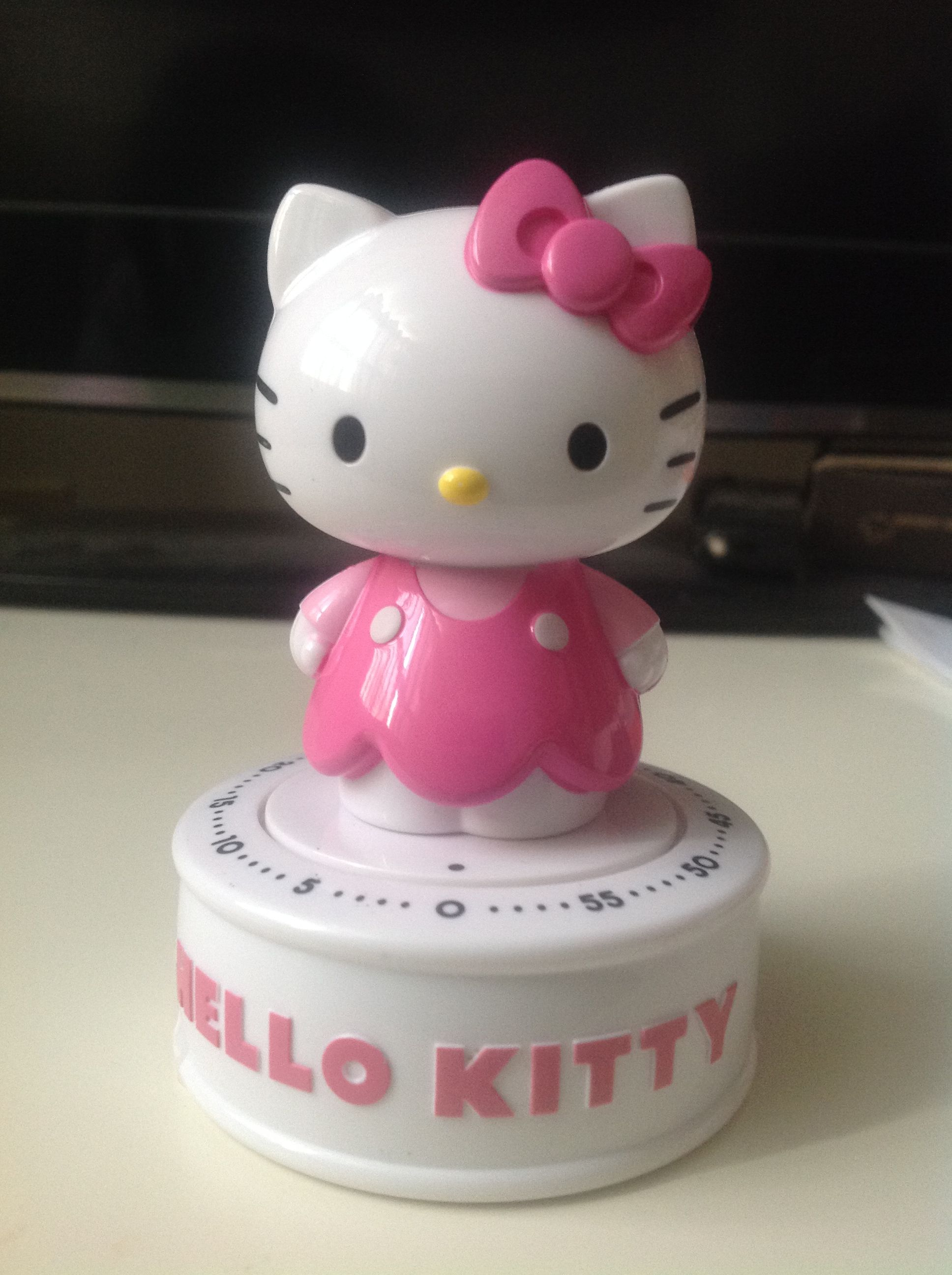 Hello Kitty Kitchen Timer Hello kitty kitchen, Hello