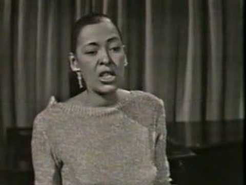 Billie Holiday -  I Love You Porgy (Live TV 1959) shortly before her death.