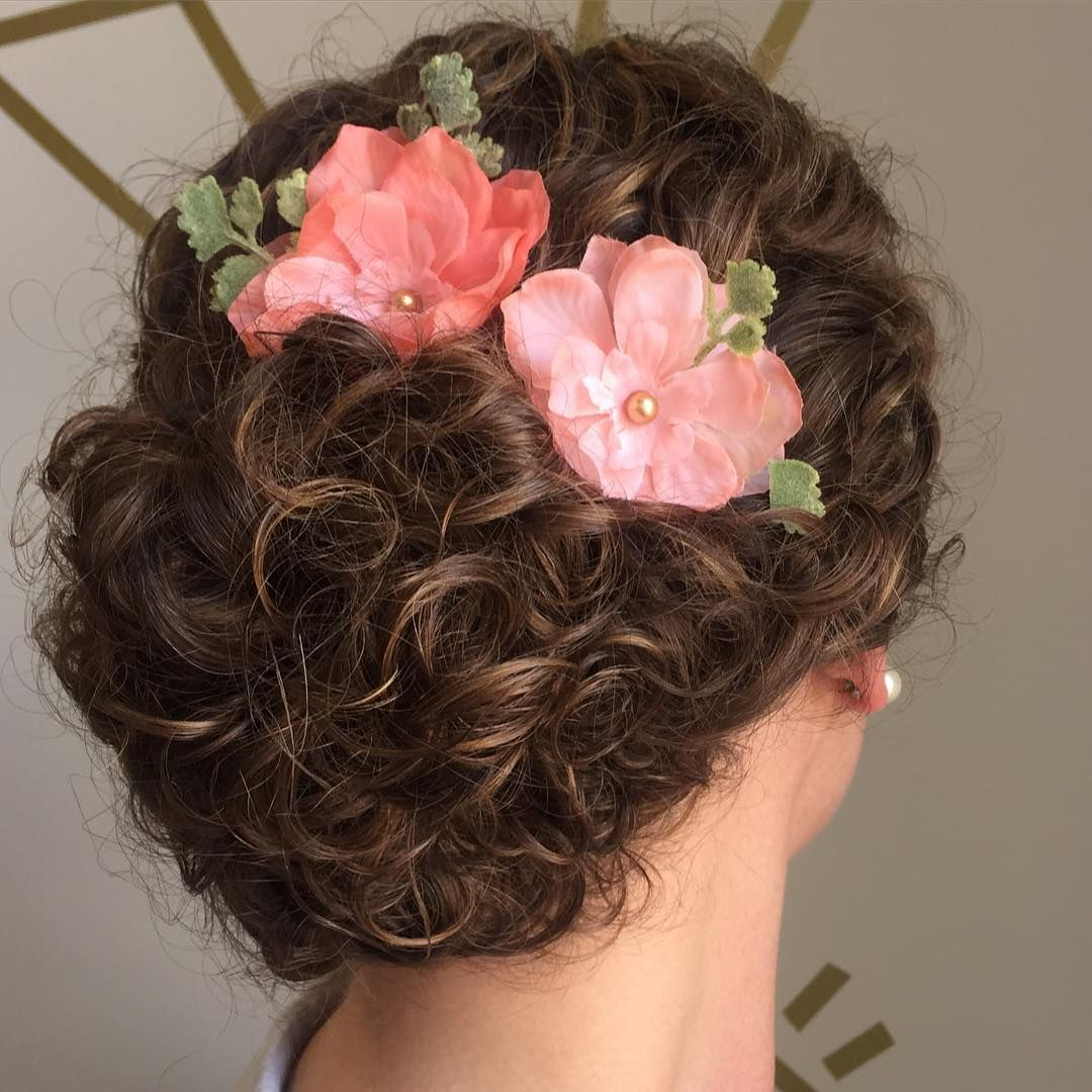 40 cute curly updos beautiful hairstyles for curly hair