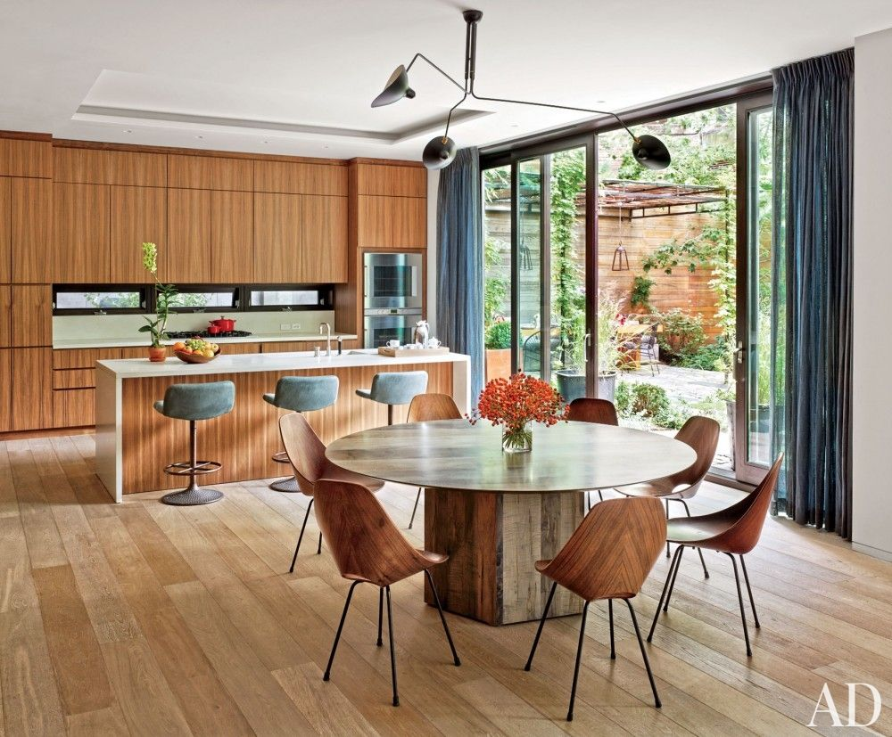 Contemporary Kitchenlaura Santos And 1100 Architect In New Impressive Contemporary Kitchen Chairs Inspiration Design