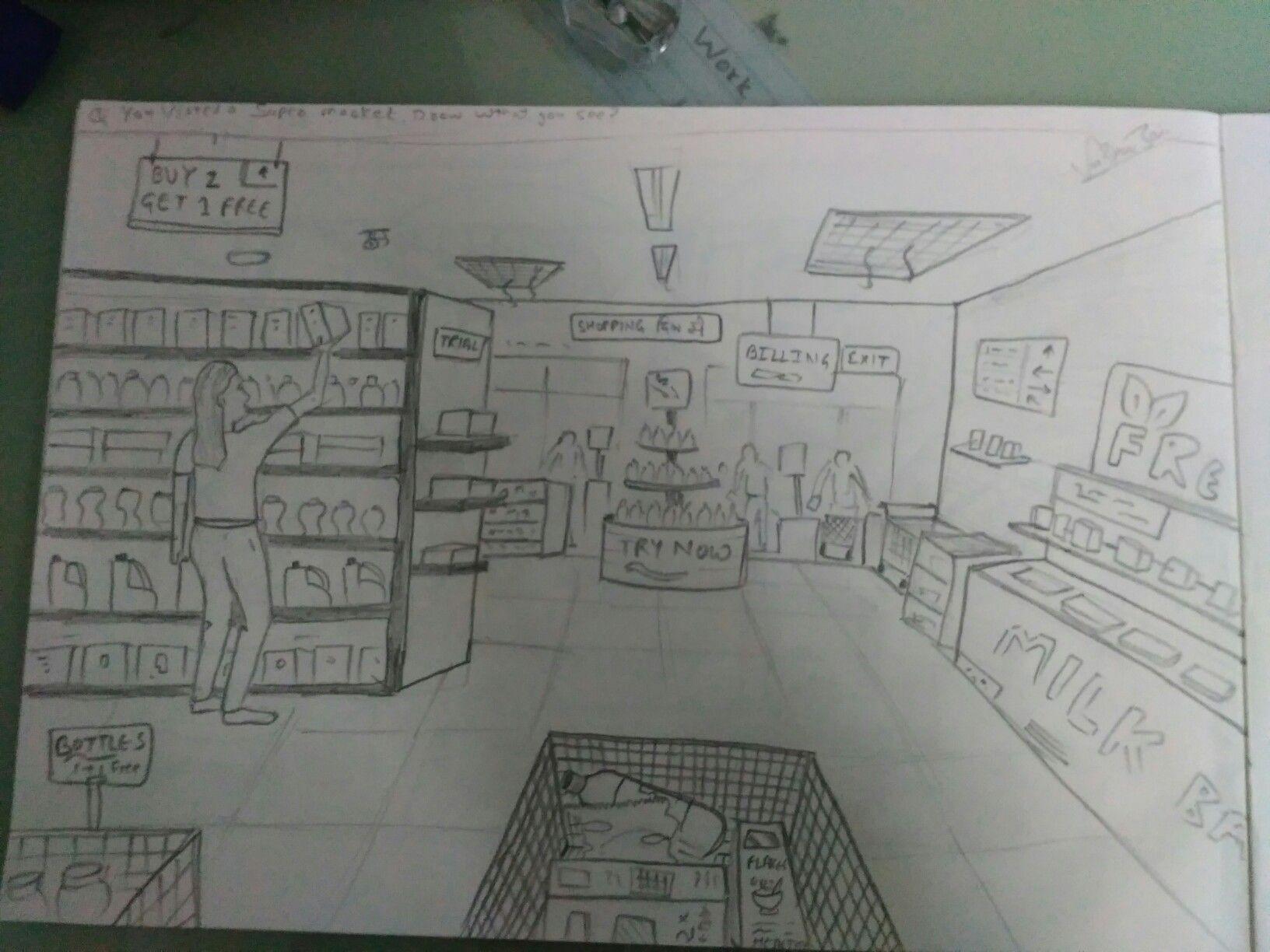 Nata Drawing
