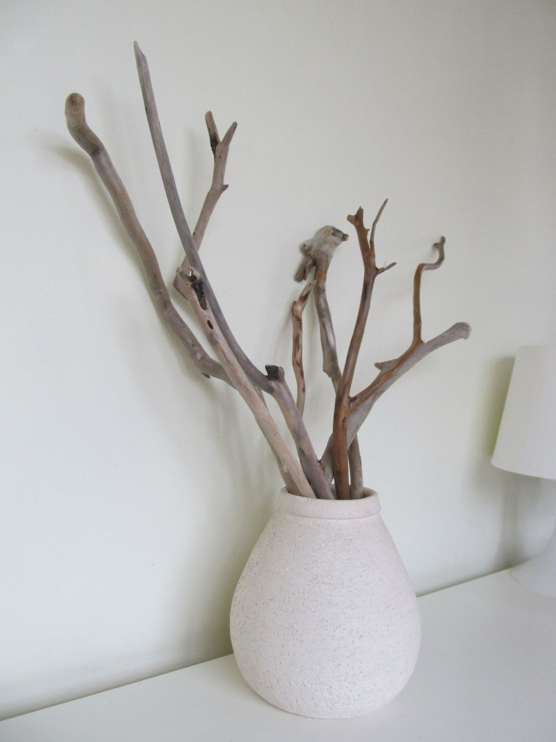 Smooth driftwood twigs vase filler odd shaped driftwood branches smooth driftwood twigs 14 19 long odd shaped driftwood branches vase filler reviewsmspy