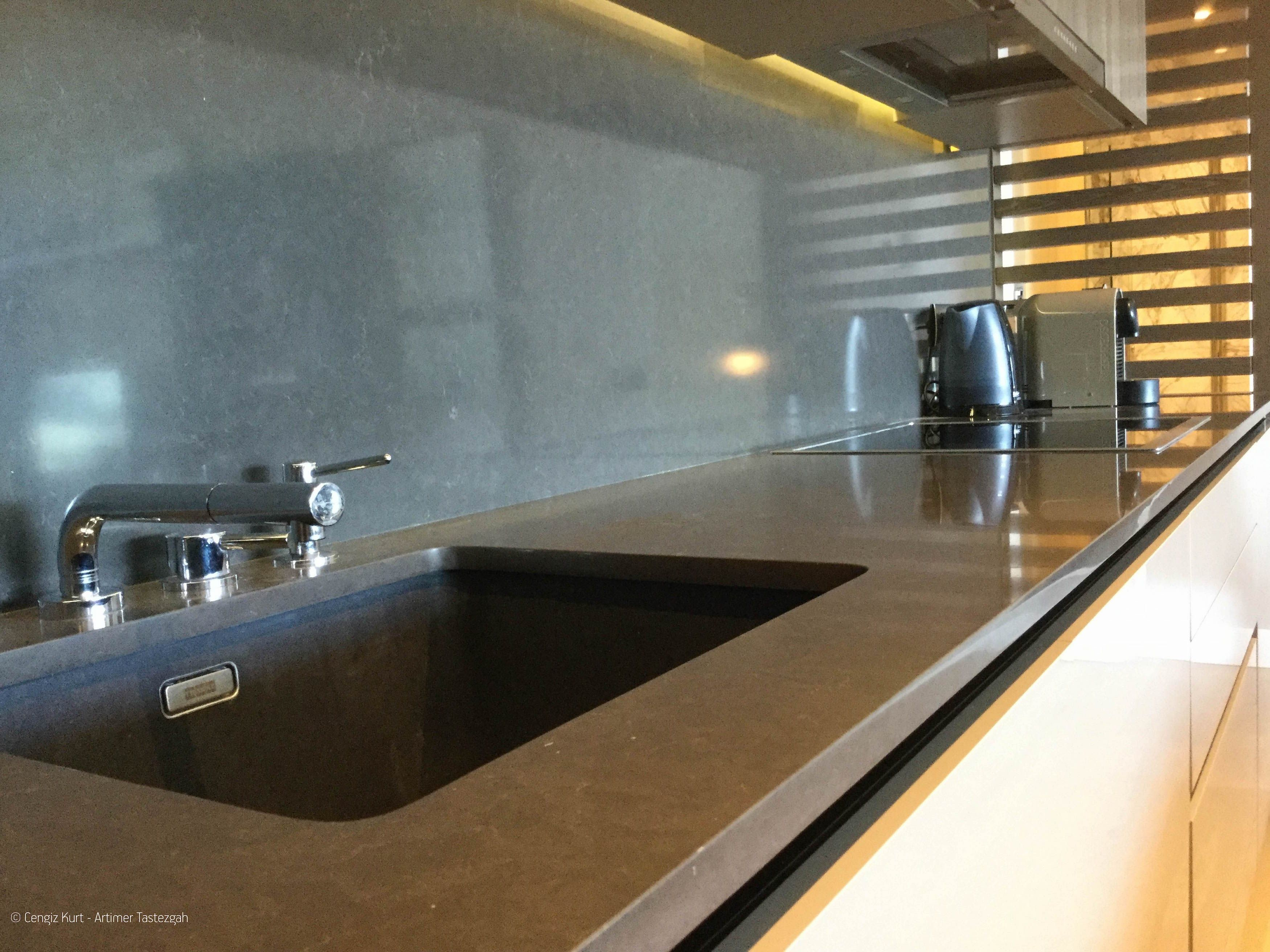 Silestone Calypso is a color that gives warmth and class to the ...