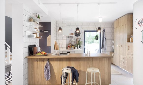 Young Family Home 2 Haus Pinterest Haus, Ikea küche und Zuhause