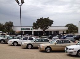 DriveTime Used Cars in Lewisville, TX Located on the I-35 Northbound Frontage Rd a half mile east of Hwy 121. Northbound Traffic: Take Exit 450 and it will be directly on your right. Southbound Traffic: Take the Corporate Dr Exit (exit 449) and loop around to the Northbound Frontage Rd.