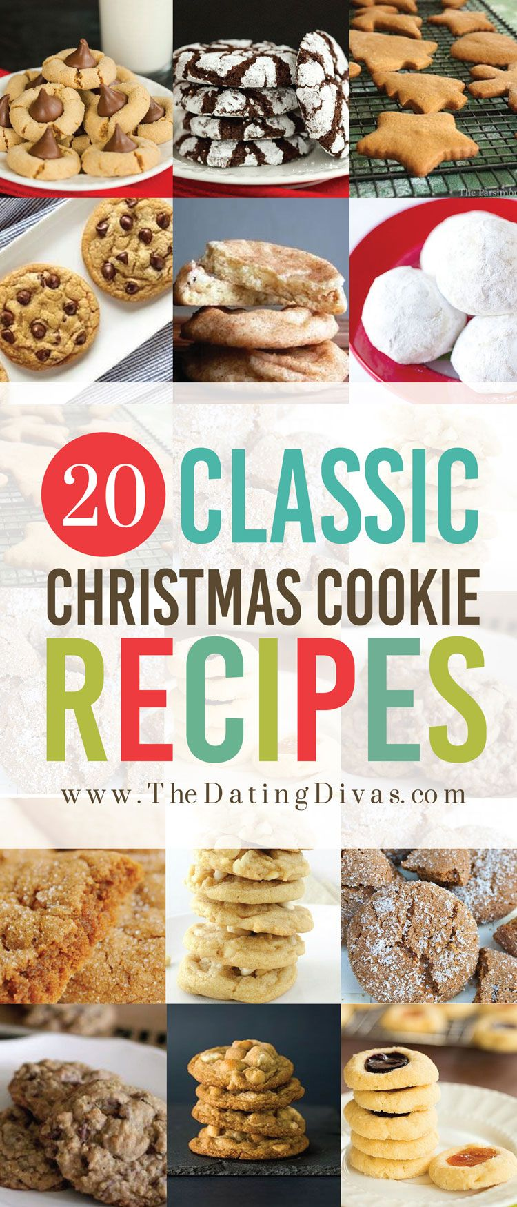 100 Of The Best Christmas Cookie Exchange Recipes Dessert Best