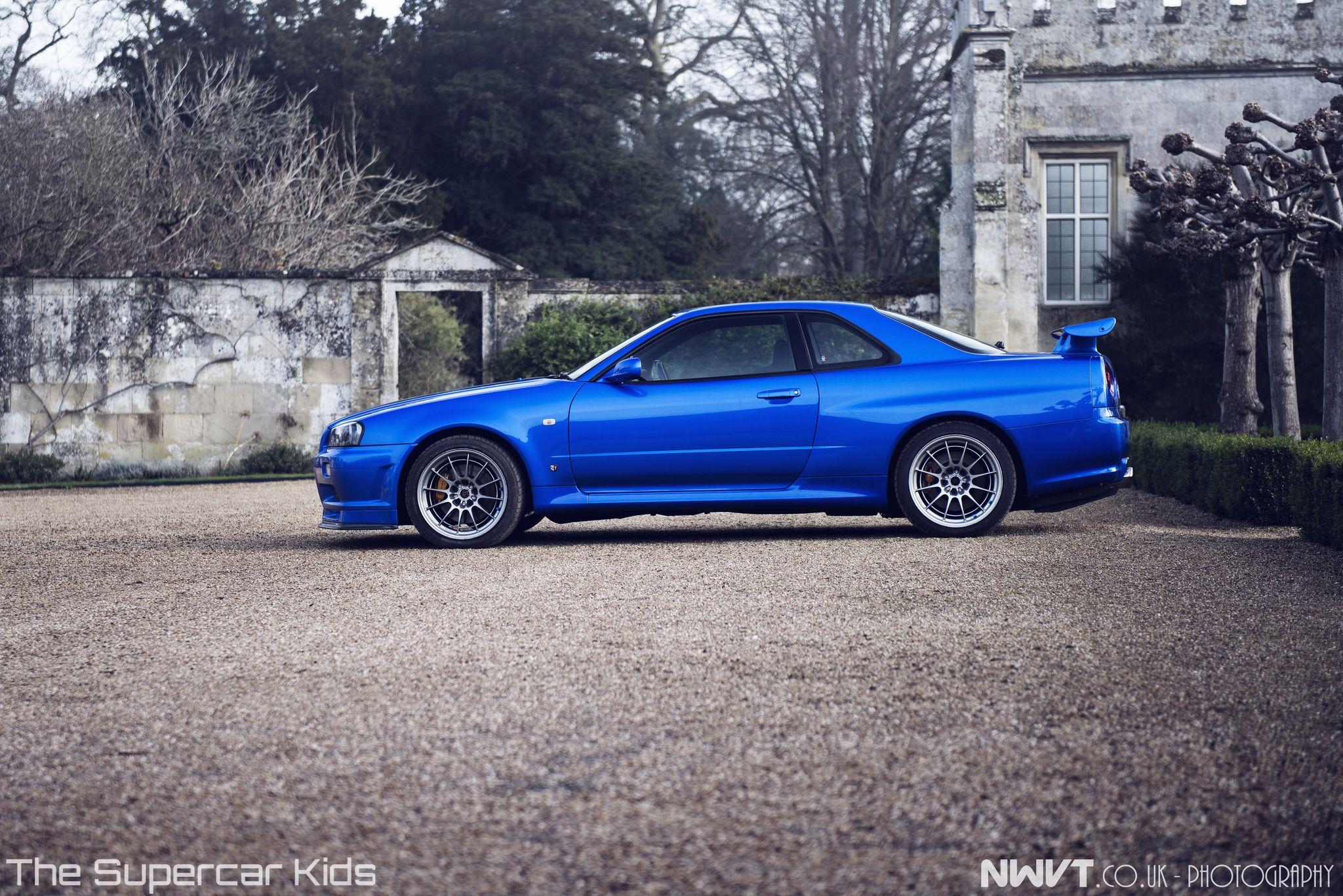 Https://flic.kr/p/dyv7d2 | Nissan Skyline R34 GTR