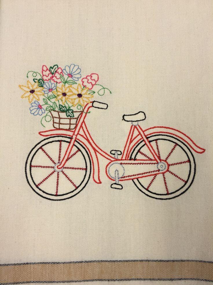 Pin de Beatriz Namor en bordados | Pinterest | Bordado, Costura y ...