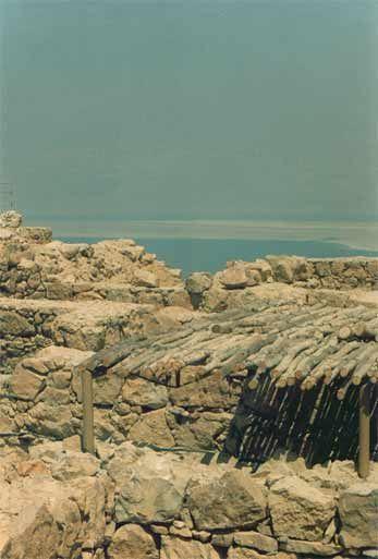 Dead Sea, Israel...