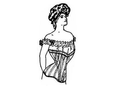 corset patterns  edwardian corsets corset pattern