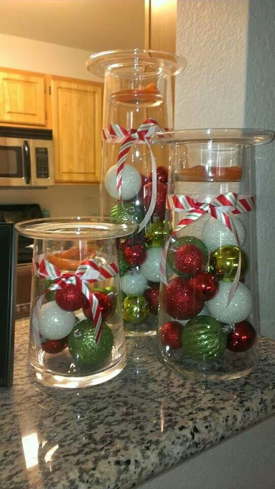 Countertop decorations by karri | Holiday decor, Christmas ... on Countertop Decor  id=70538