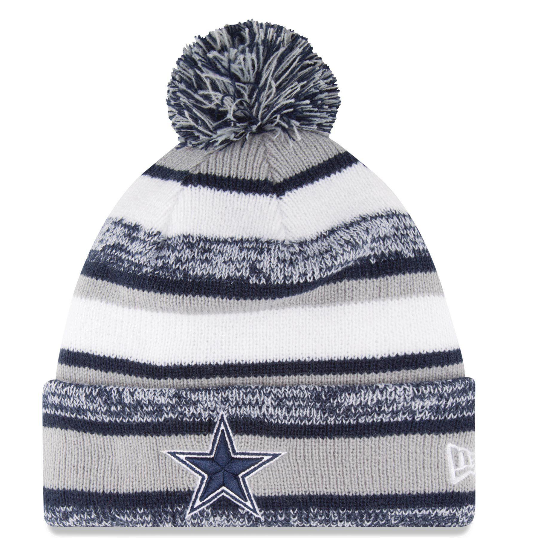 New Era Nfl On Field Winter Beanie Dallas Cowboys My Style
