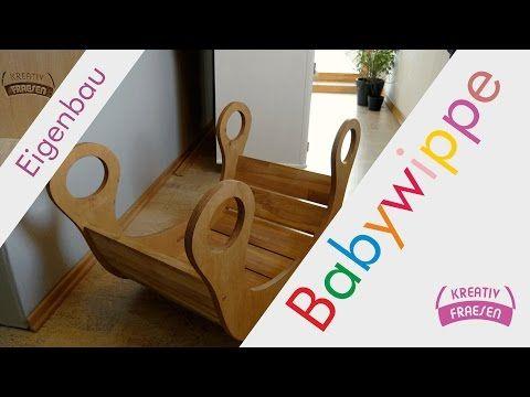 Kletterbogen Garten Kinder : Eigenbau babywippe youtube kinder und kind