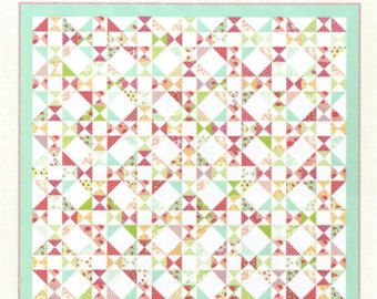 Snippets quilt pattern