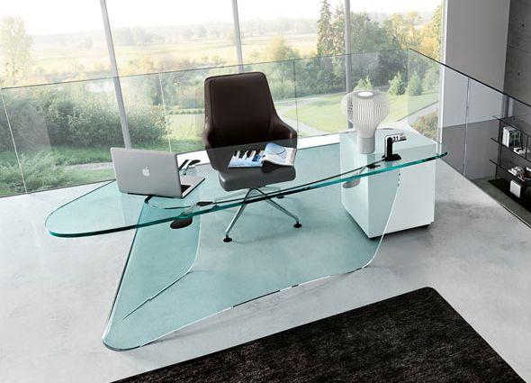 Graph table par xavier lust pour fiam meuble italien plateau en