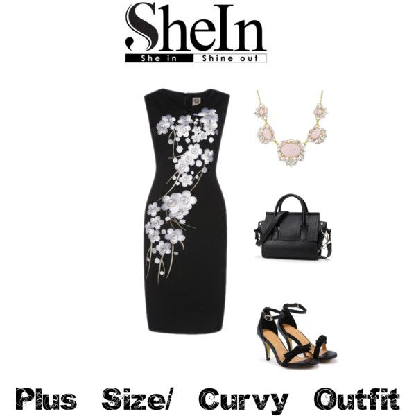 Plus Size/Curvy Outfit by jessicasanderstx on Polyvore