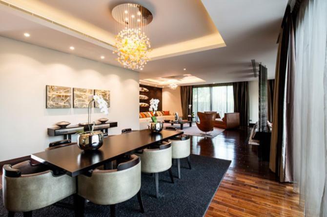 Aishwarya Rai And Abhishek Bachchan S Luxurious Villa In Dubai Is Literally A Paradise Home Dubai Houses Celebrity Houses