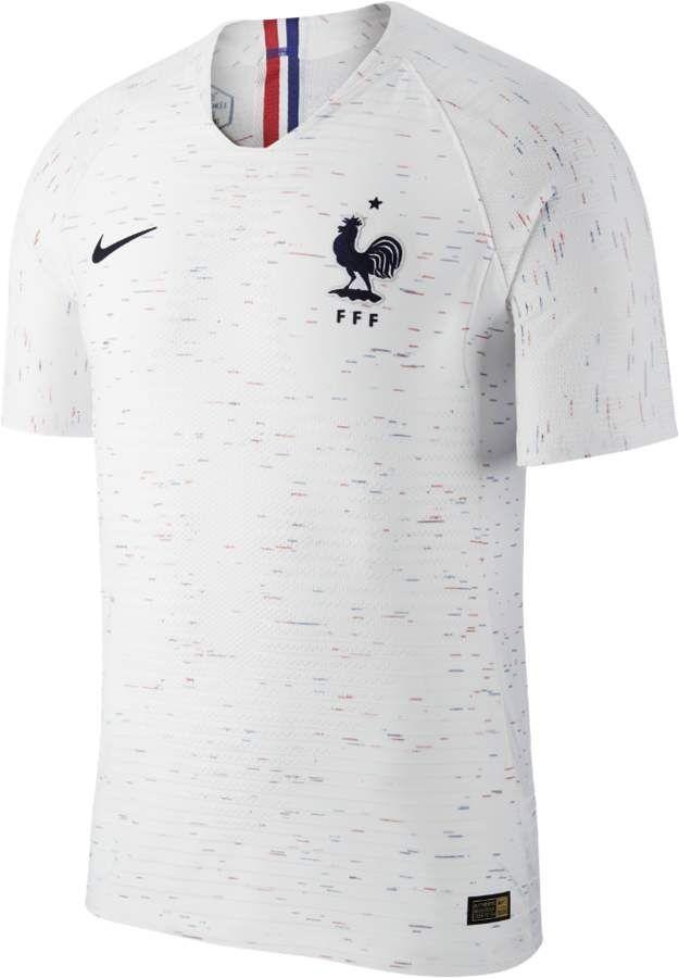 2e82ff568 Nike 2018 FFF Vapor Match Away Men s Soccer Jersey Size Small (White ...