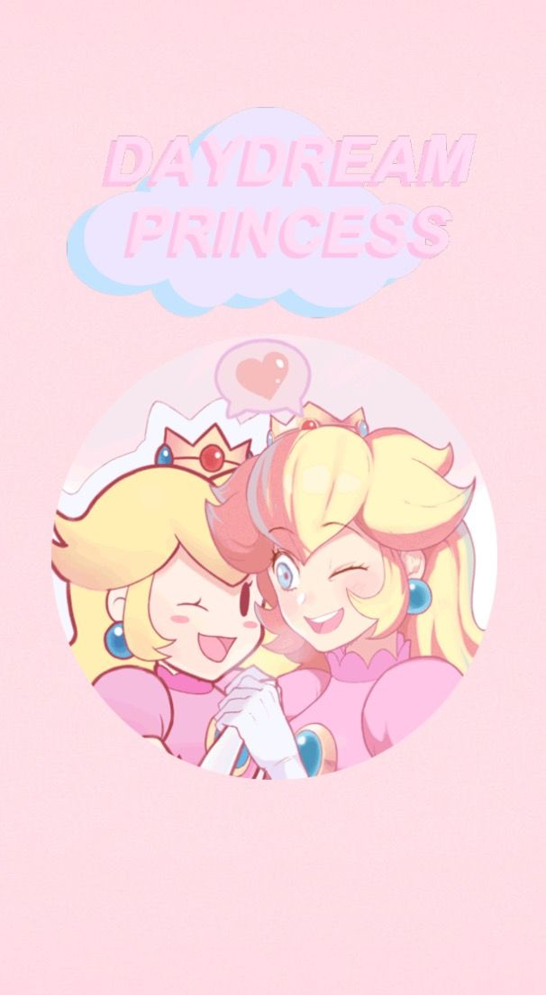 Princess Peach Edit By Vynniye Super Mario Art Mario And
