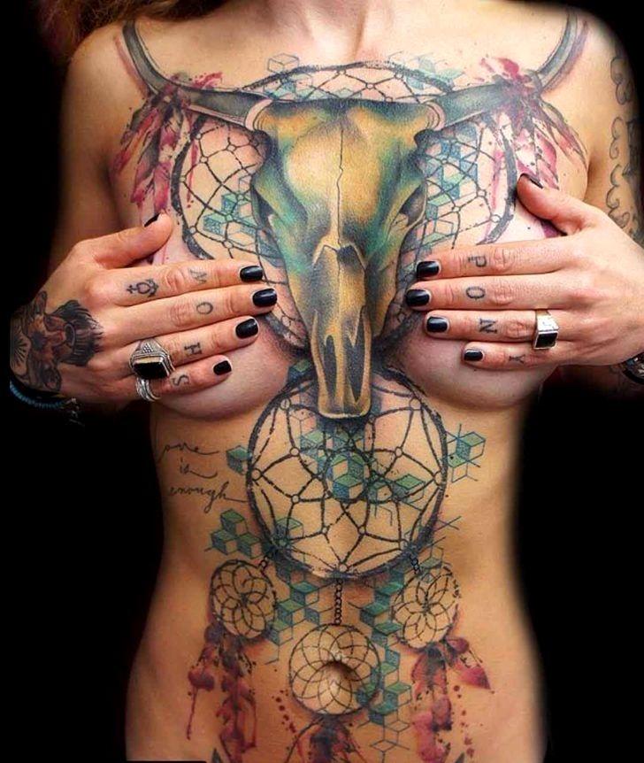 Female Full Body Tattoos Gallery Ideas
