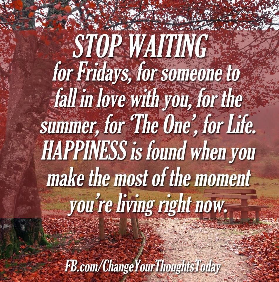 Wisdom About Life Quotes Stop Waiting Life Quotes Quotes Positive Quotes Quote Life