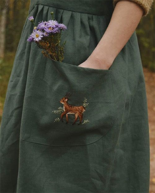 Photo of Beautiful Hand Embroidered Products by Ellen Tyn
