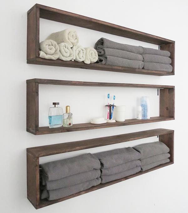 Unique Wall Storage Ideas Diy Wall Shelves Diy Furniture Home Diy