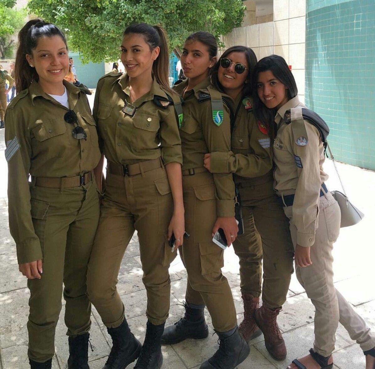 Tentara wanita israel pajang foto 70