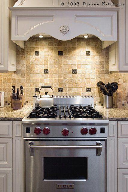 Good 40 Extravagant Kitchen Backsplash Ideas For A Luxury Look