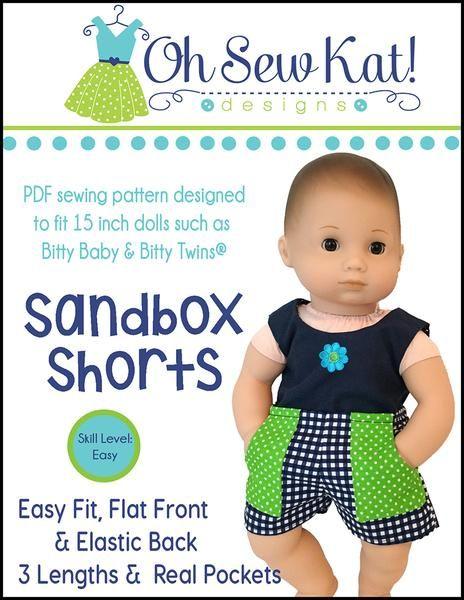 Sandbox Shorts 15\