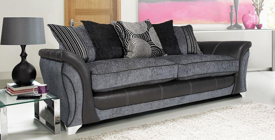 Designer sofa set 沙发休闲椅 Pinterest