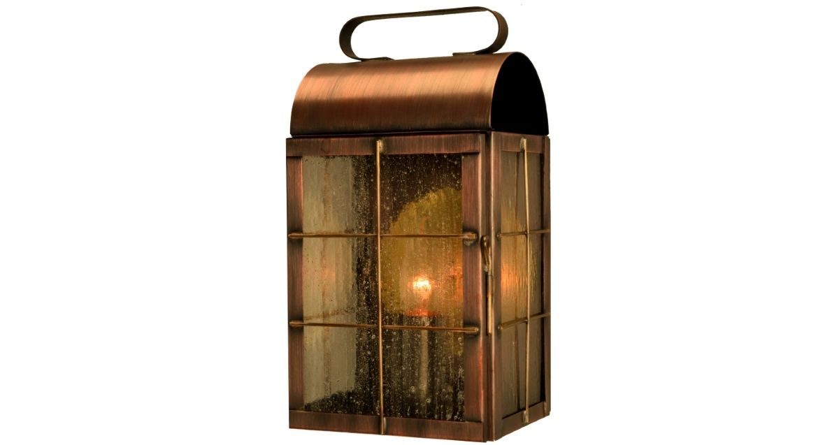 New Haven Outdoor Wall Sconce Lantern Wall Sconce Lantern Copper Lantern Outdoor Lighting