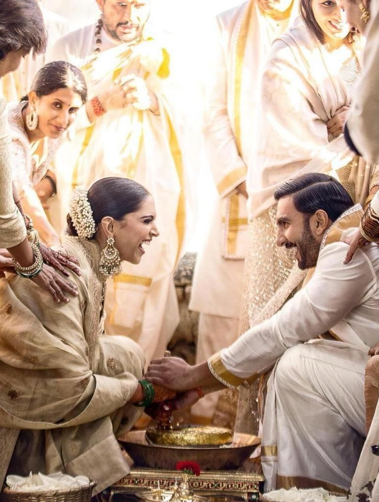 Lo Ho Gai Shaadi Deep Aur Veer Ki Deepika Padukone Ranveer Singh Gambar Perkawinan