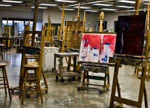 high school art studio - Google Search