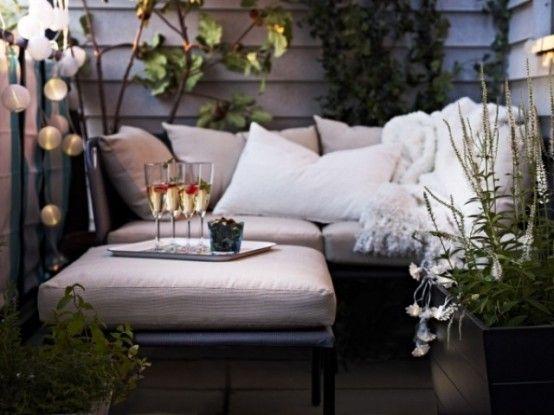 Arredare il terrazzo idee per un terrazzo design balkon