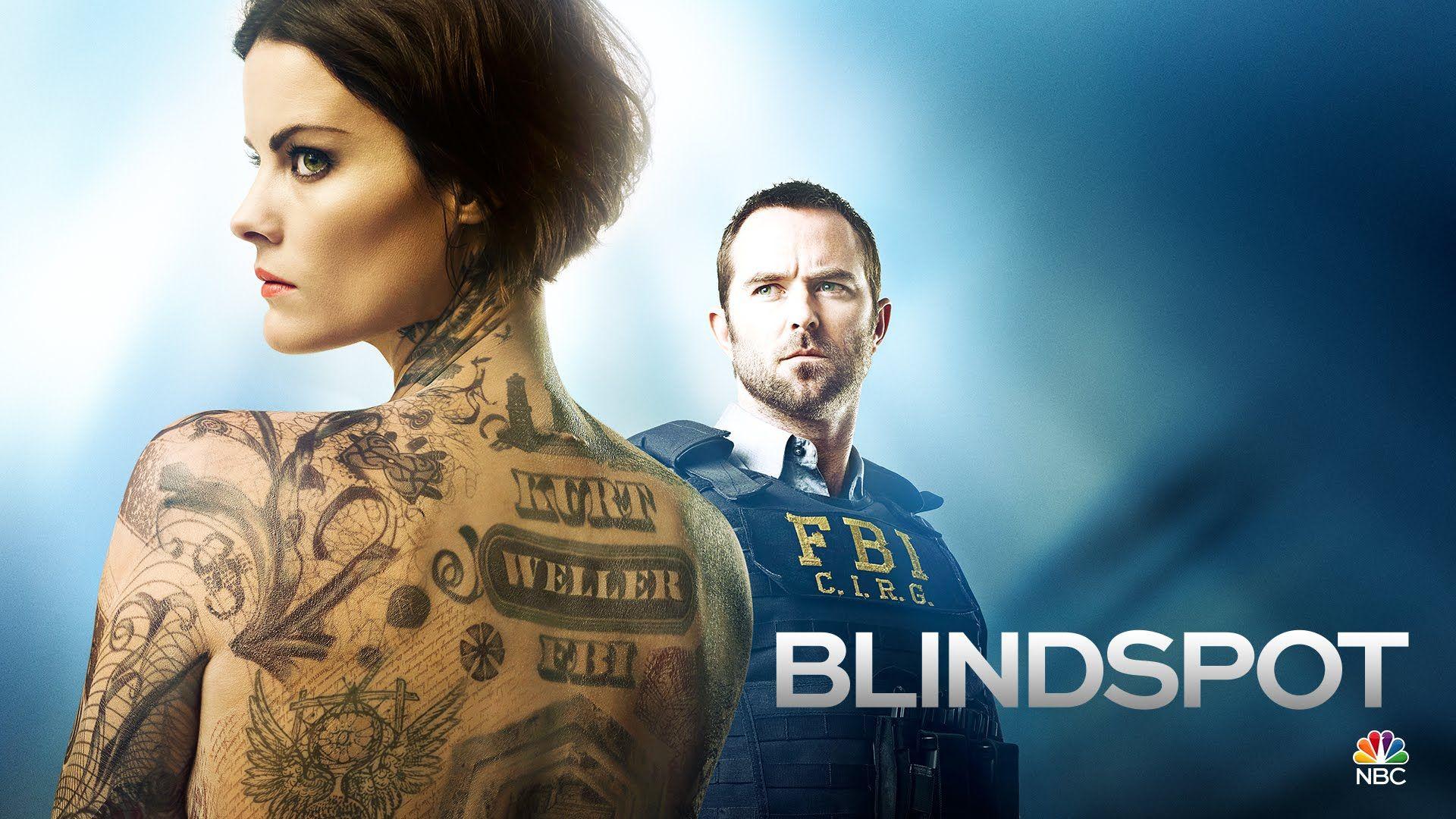 Download Blindspot Complete Season 1 Download   Blindspot in