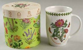 Happy Birthday Scorpio! The Zodiac Mug Collection links the Botanic Garden flower with astrological signs. Chrysanthemums are the flower for those born under the sign of Scorpio in October and November. What's your birthday flower?  Learn more at: http://ow.ly/qaA3J