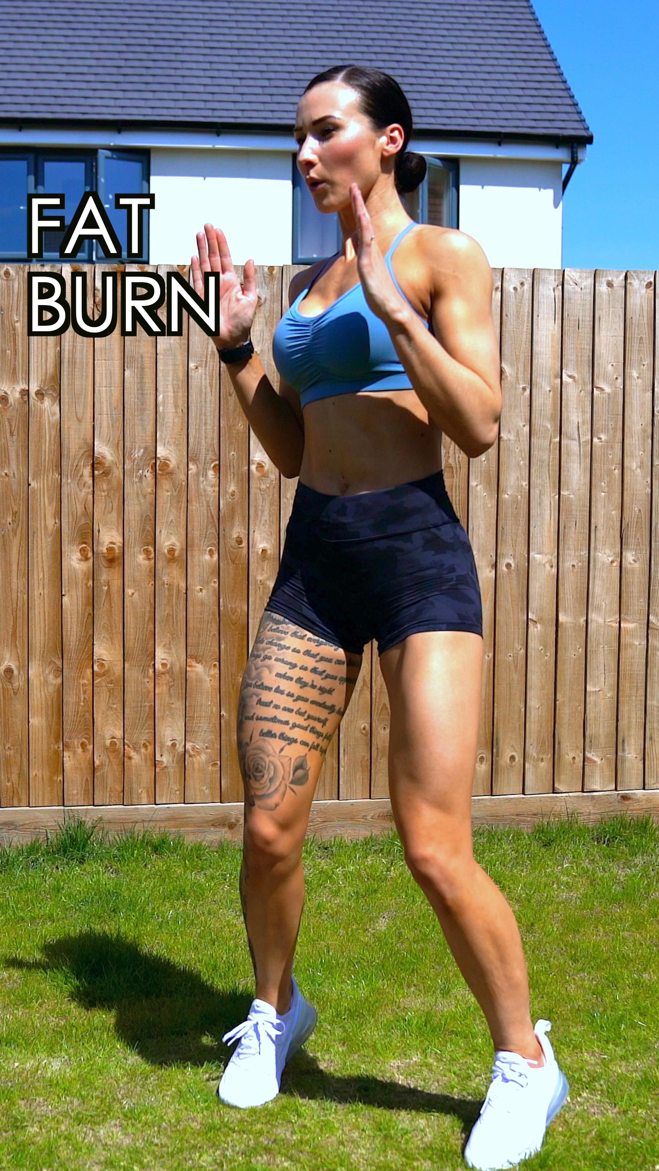 Fat Burn Workout At Home