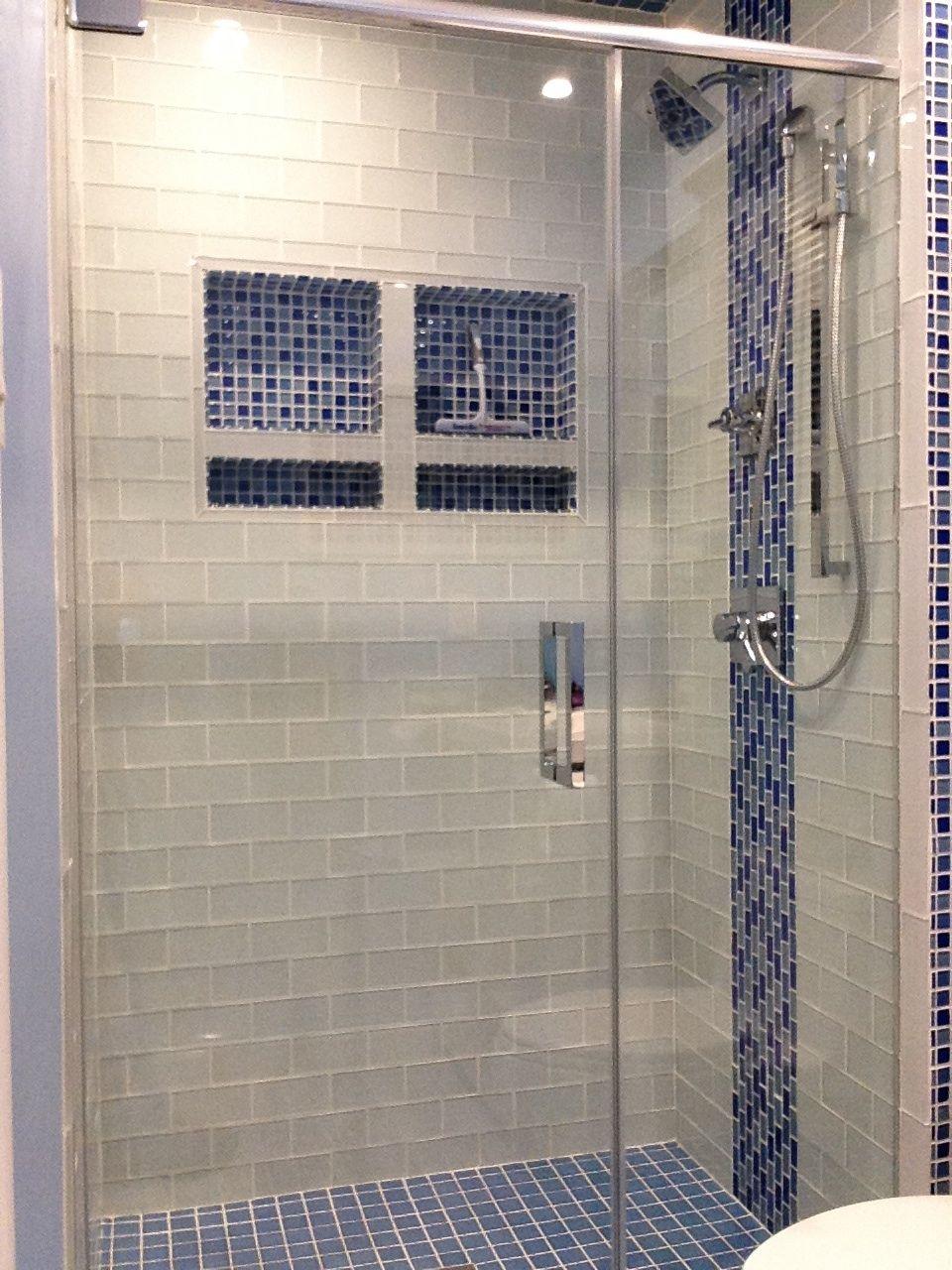 Semi-Frameless SHOWERMAN Shower Door- versatile, economical, and ...
