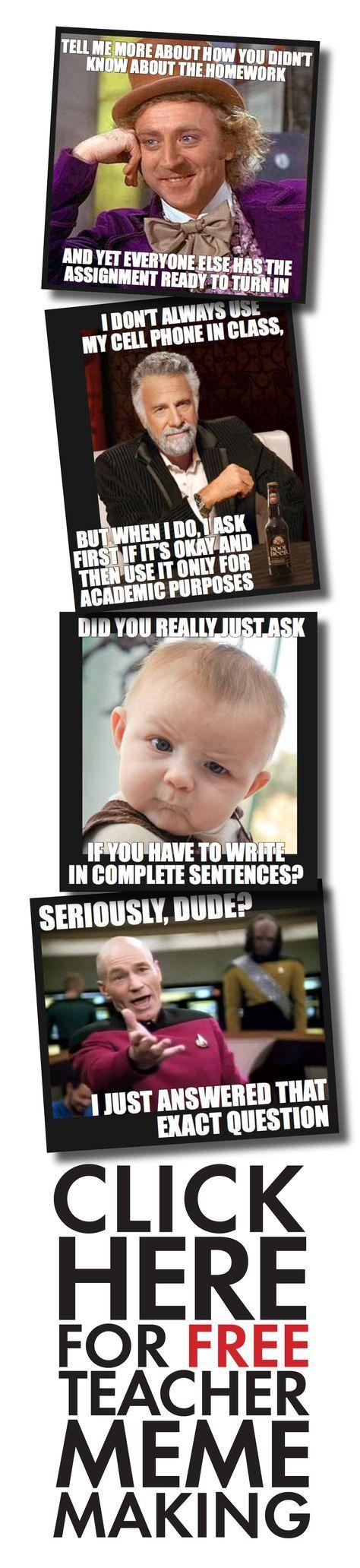 Meme Me Up Scotty Classroom Memes Teacher Memes Funny