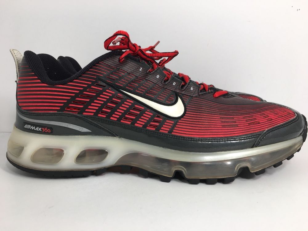 wholesale dealer c75fe 8aae8 Nike Air Max 360 2006 Running Shoes Mens Size 12 US   eBay
