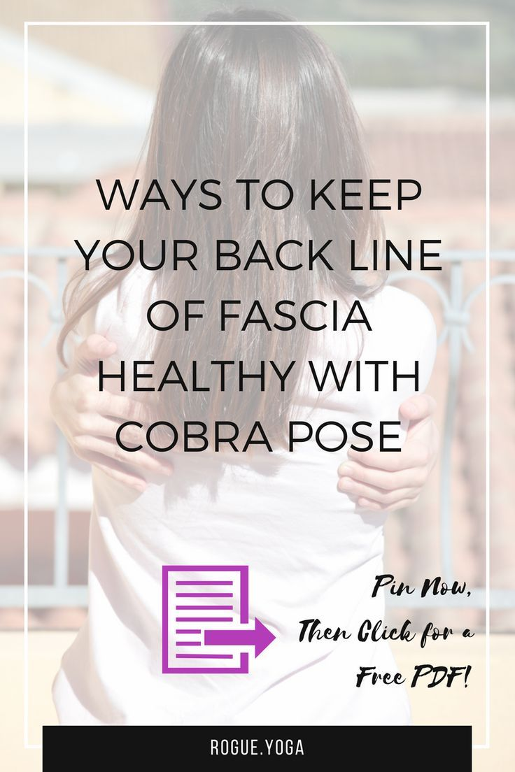 Pin now! Click to read about how you can strengthen your traps with these Cobra Pose variations! #yo...