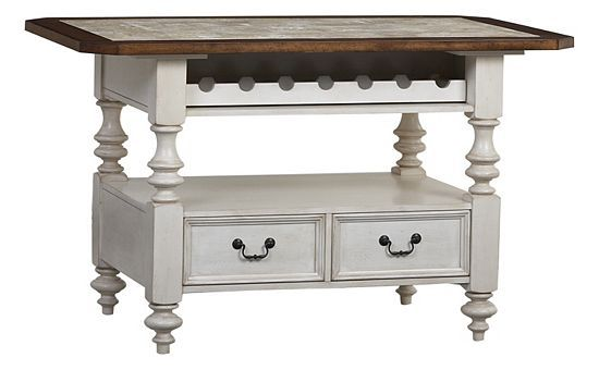 Enjoyable Dining Rooms Southport Kitchen Island Distressed White Ibusinesslaw Wood Chair Design Ideas Ibusinesslaworg