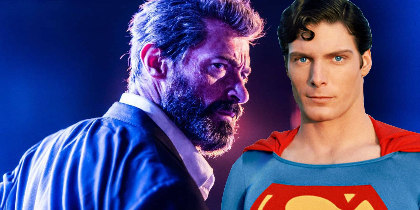 How Superman: The Movie Influenced Logan