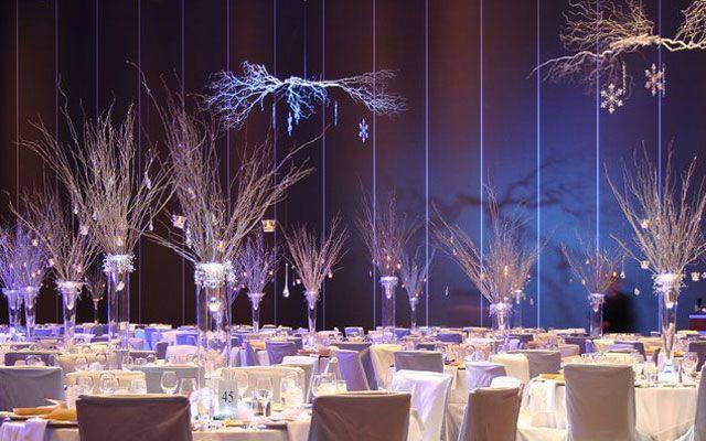 Decofilia Blog | Decoración de bodas de invierno - Decofilia.com