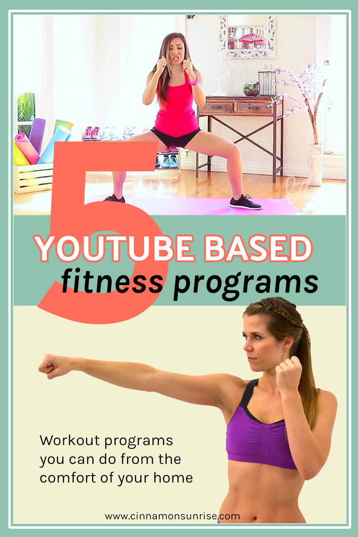 ede9514847e The best online YouTube based fitness programs - combine the benefits of a structured  workout program with the convenience of free YouTube videos at home!