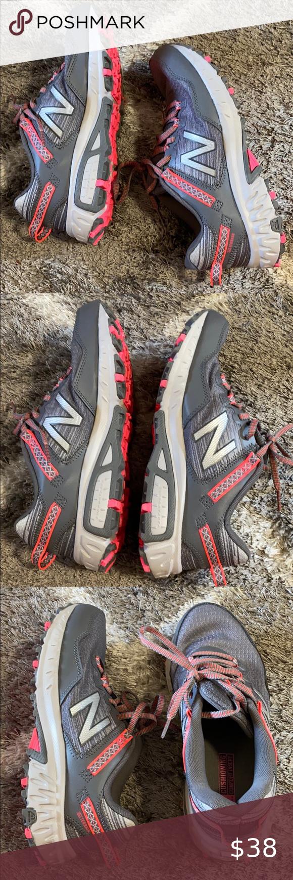 Trail running shoes, New balance women