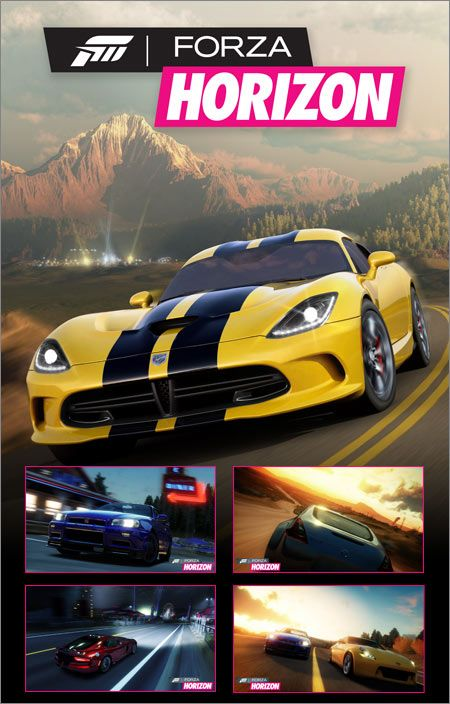 forza horizon awesome racing game for xbox 360 gamer chick. Black Bedroom Furniture Sets. Home Design Ideas