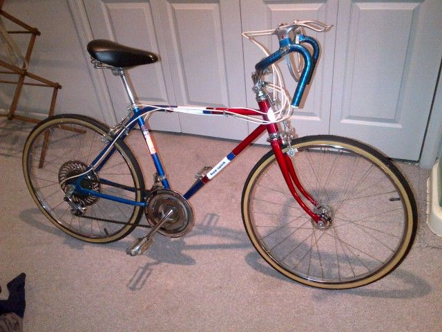 Old Sears 10 speed Free Spirit  | The Classic and Antique